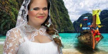 Ужасный свадебный фотошоп