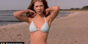 горячие кадры актрис в бикини