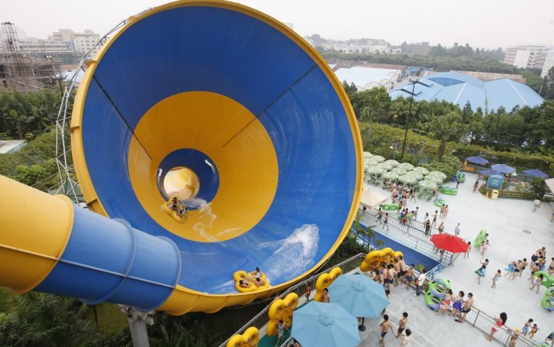 ChimeLong Water Park, Гуанчжоу