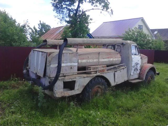 восстановили автомобиль АЦУ-20