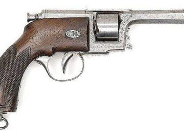 Игольчатый револьвер Франца Дрейзе