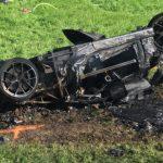 Ричард Хаммонд попал в аварию