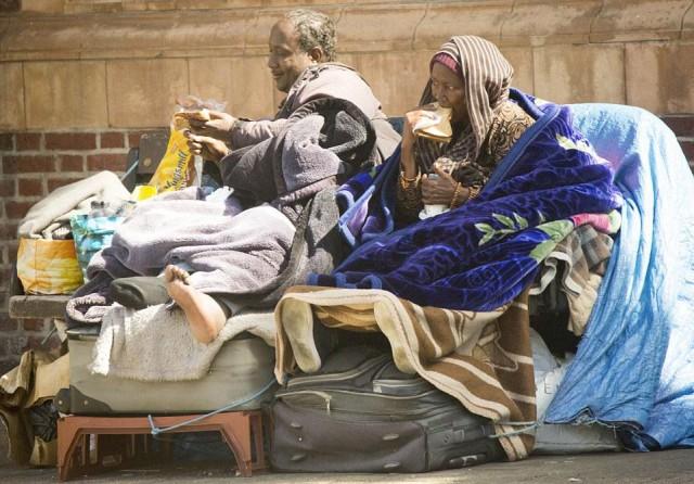 Беженцы из Сомали