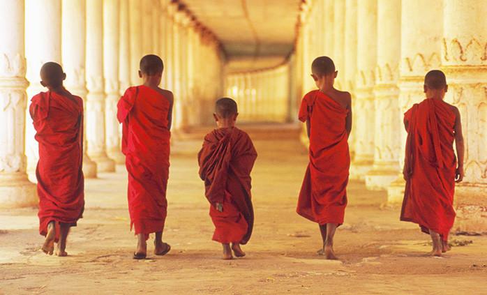 Тибетский взгляд