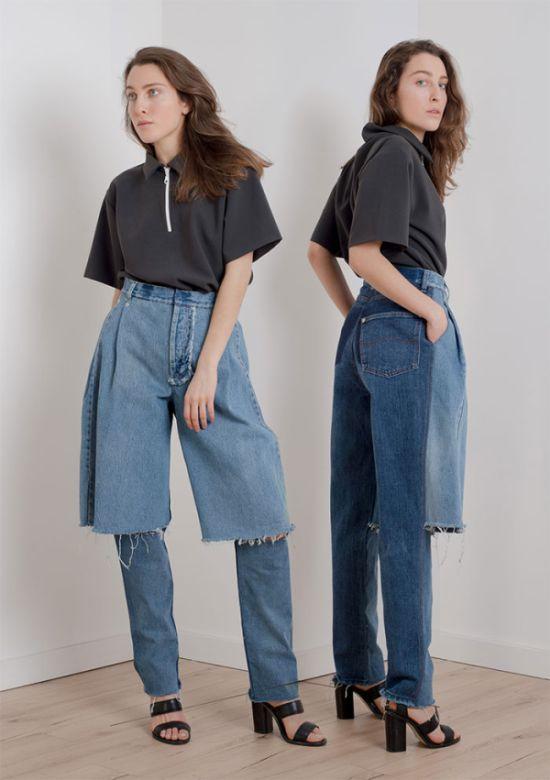 Странная мода