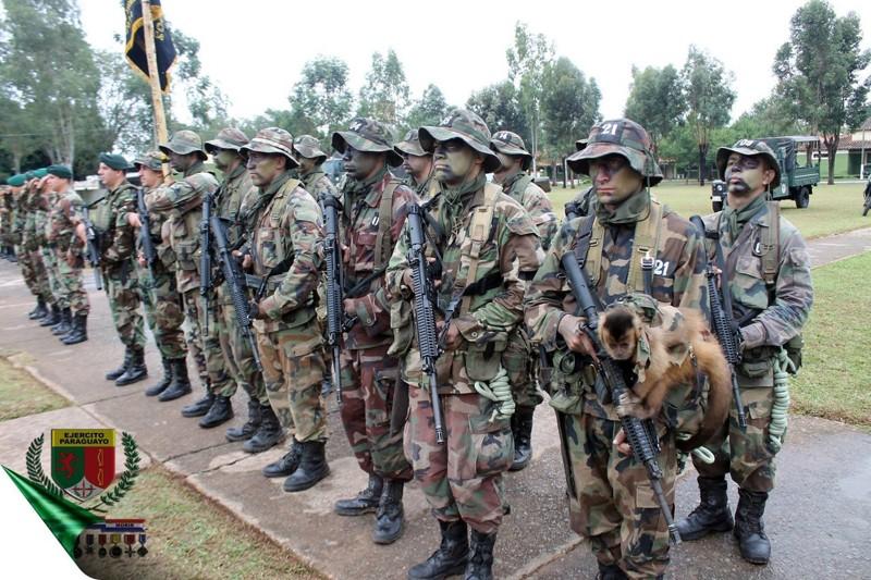 Армия Парагвая