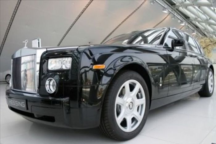 50 Cent, Rolls Royce Phantom