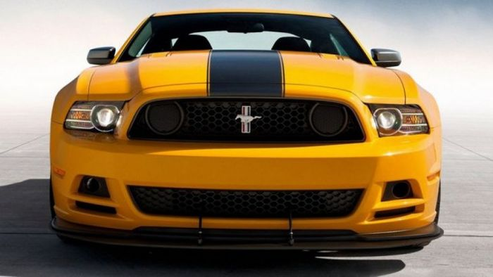 Boss 302 Ford Mustang