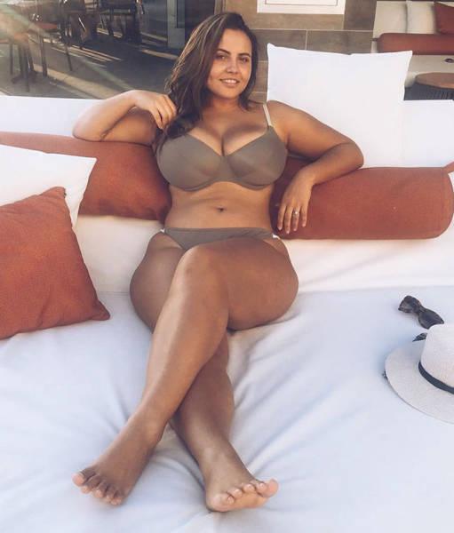 Красивые девушки в теле