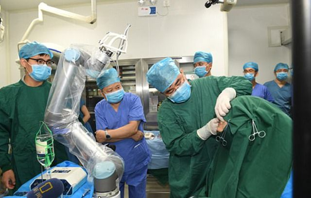 робот-стоматолог