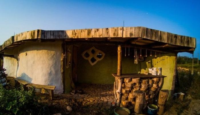 эко-дом своими руками