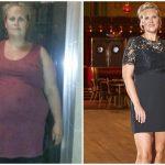 женщина сбросила 60 кг