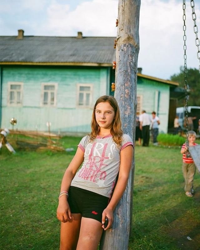Фото шлюхи из деревни супер