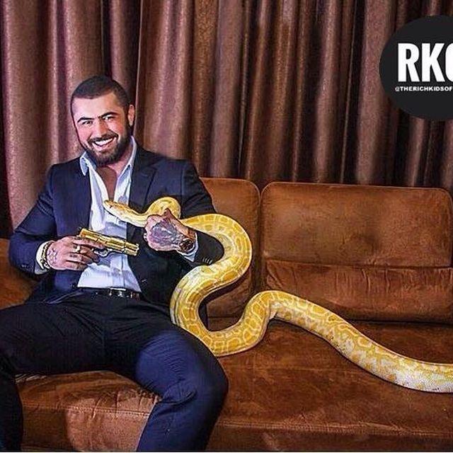 Золотая молодежь в Турции