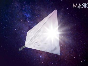 космический аппарат «Маяк»
