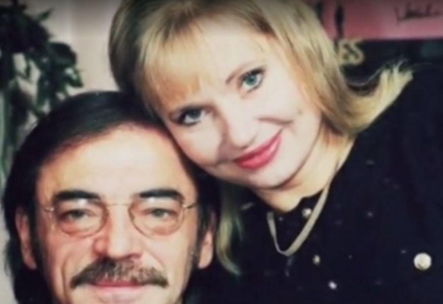 Жена Михаила Боярского