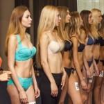 Кастинг моделей на Riga Fashion Week 2017