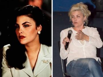 Секс-символы сериалов 90-х тогда и сейчас