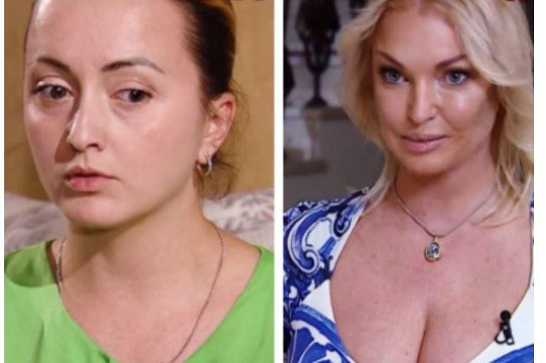 Супруга водителя Волочковой