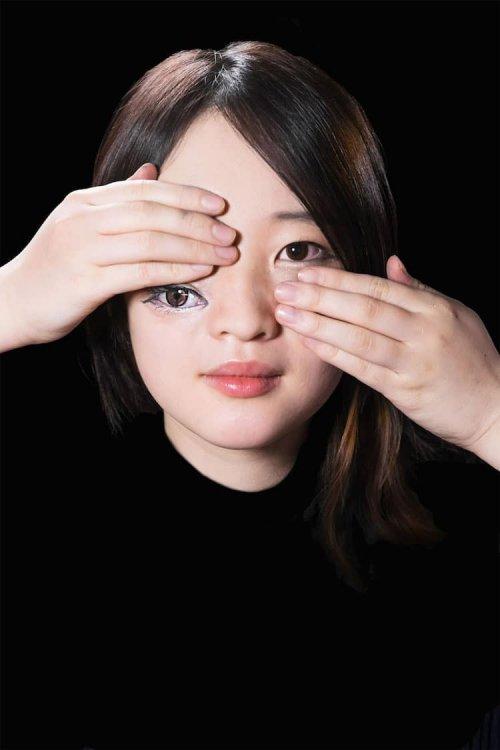 Оптические иллюзии созданные макияжем