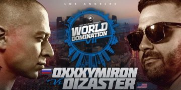 Dizaster с Оксимироном