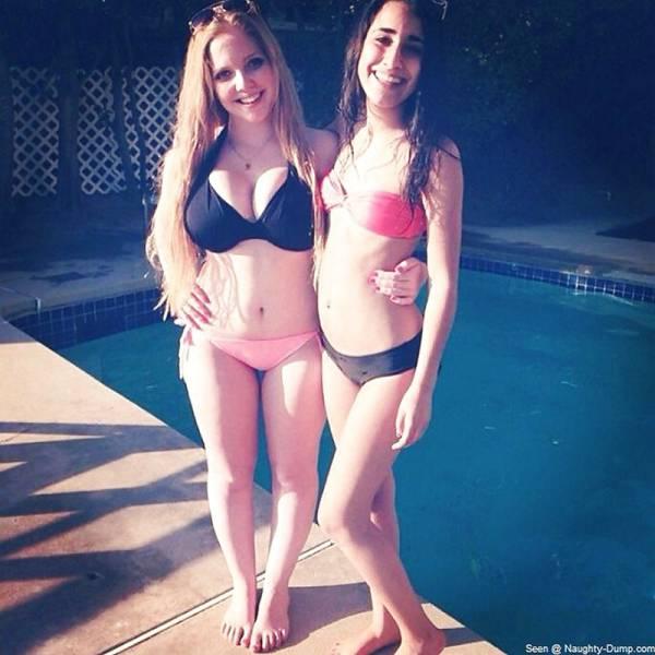 Девушки с большой натуральной грудью