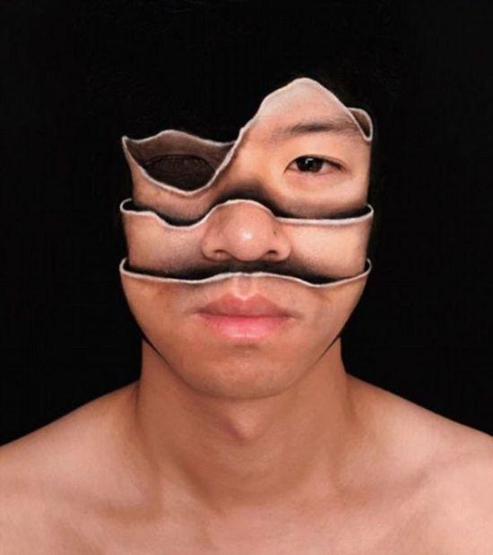 Невероятные образы и оптические иллюзии