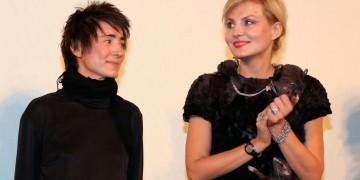 Рената Литвинова с Земфирой