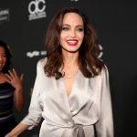 Анжелина Джоли на «Holliwood Film Awards»