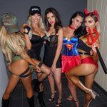 сексуальные костюмы Хэллоуина