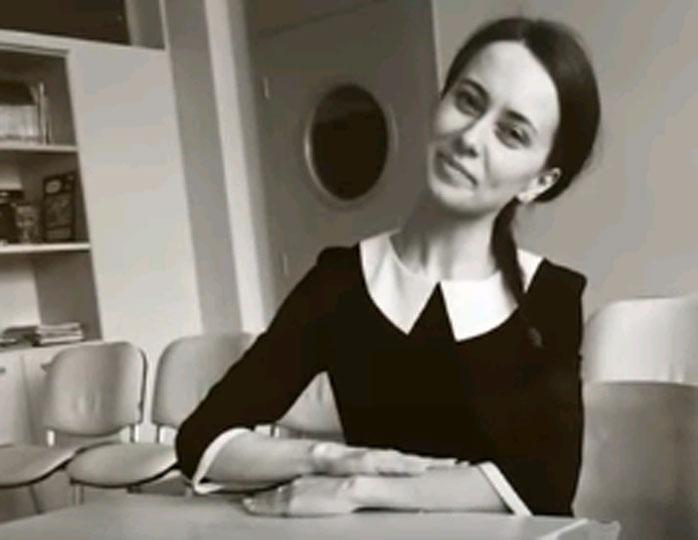 Виктория, возлюбленная Сергея Астахова