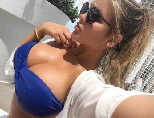 Фото девушек с большой грудью