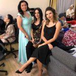 Элла Суханова, Ирина Донцова и Марина Мексика