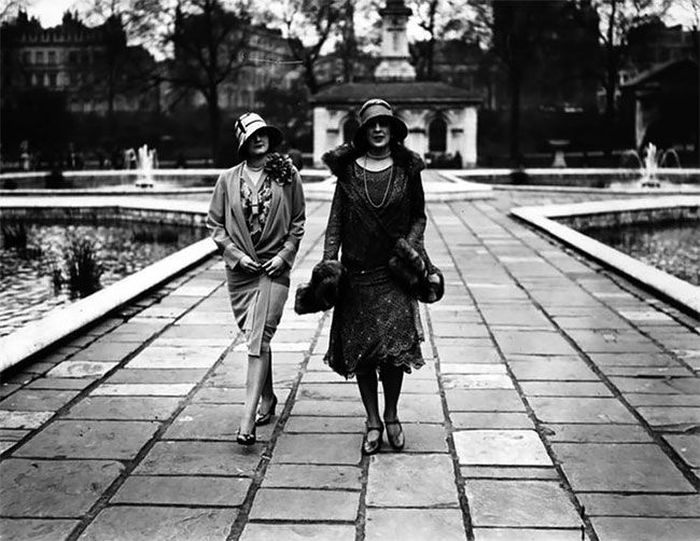 Ретро фото женщин 20-30-х годов