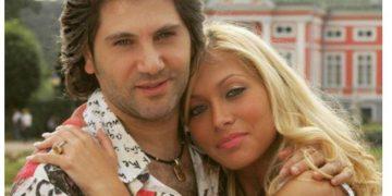 Авраам Руссо с супругой