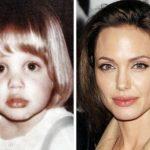 Детские фотографии знаменитых красавиц