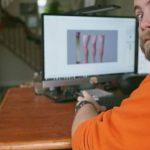 Как сделать лампу в форме собственной ноги