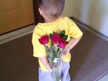 Дети, с которых взрослым нужно брать пример (9 фото)