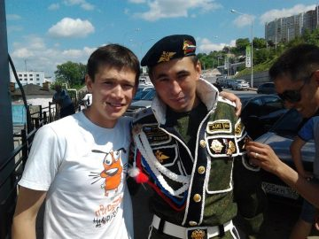 Швейные войска вооруженных сил России (14 фото)