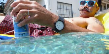 Мужские часы для любителей пива (3 фото)