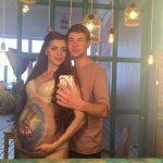 Ольга Рапунцель беременна