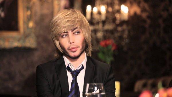 Популярный актёр и чемпион мира по парикмахерскому искусству Сергей Зверев