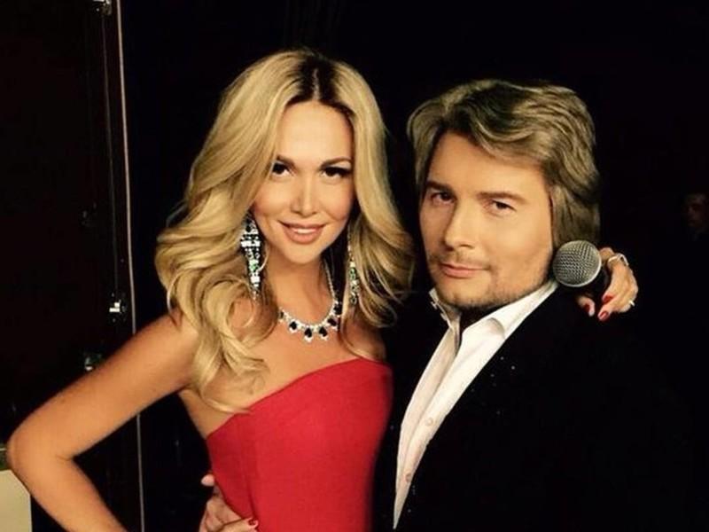 Николай Басков и Виктория Лопырёва