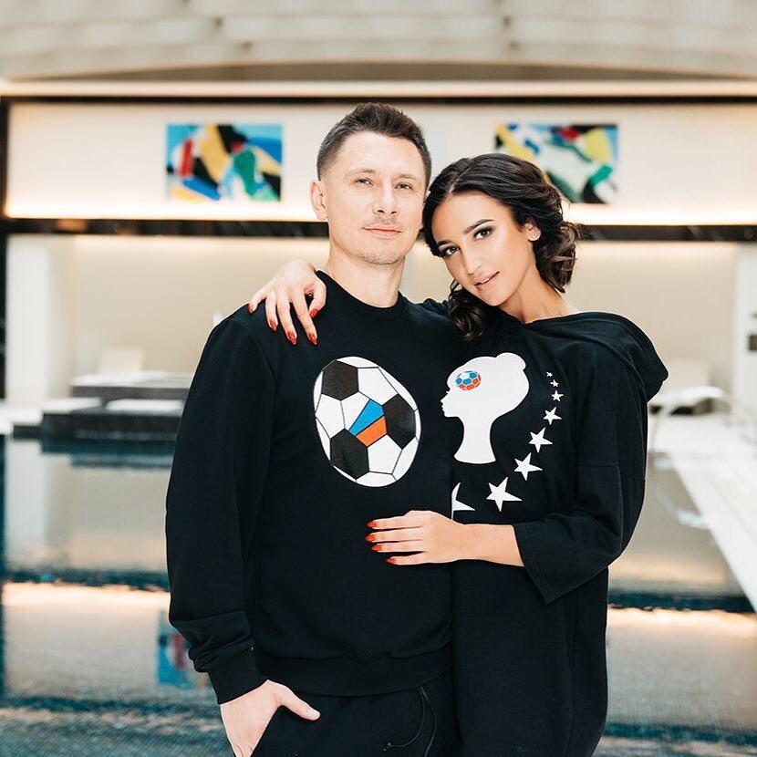 Ольга Бузова с Тимуром Батрутдиновым