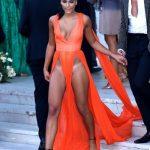 Откровенные платья на Венецианском кинофестивале (11 фото)