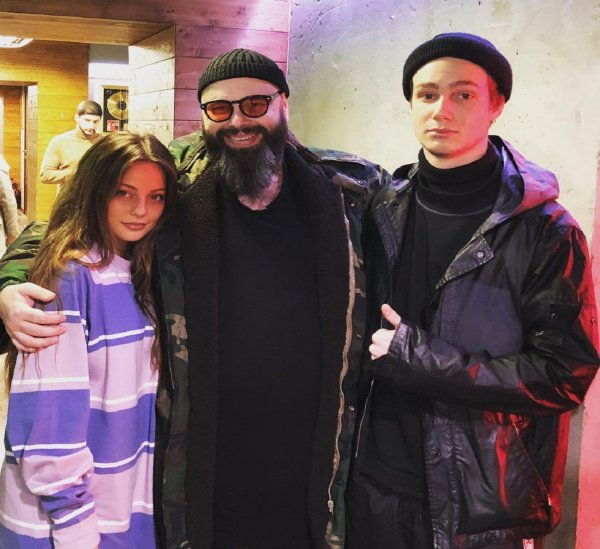 Максим Фадеев считает себя многодетным отцом