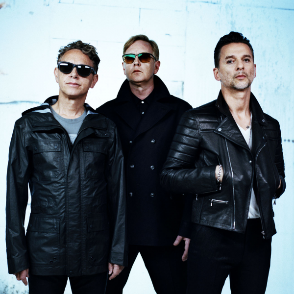 Группа Depeche Mode в Москве поселилась в гостинице Four Seosons