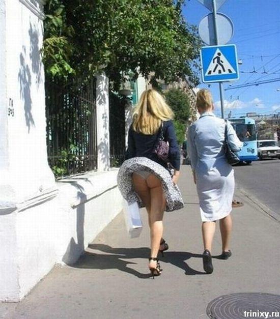 Шикарный зад
