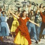 Умерла звезда американских мюзиклов Наннет Фабрей