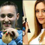 Очаровательные медалистки Олимпиады-2016 (15 фото)
